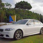 サヨナラ「AUDI Q5」BMW5シリーズ試乗しまくる