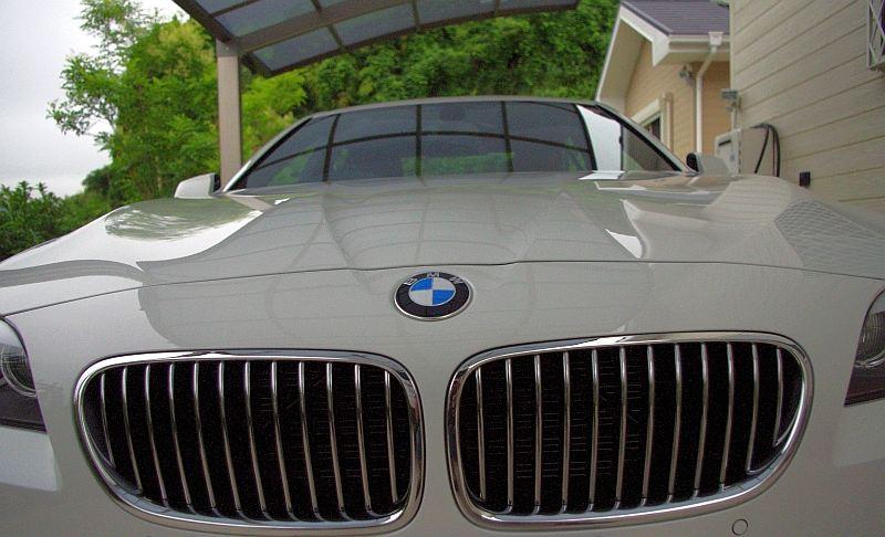 サヨナラ「AUDI Q5」最終章 BMW523i購入!?