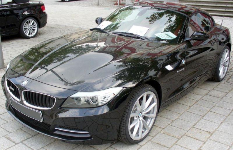 BMW Z4 新型が、いろいろガッカリな件。。。