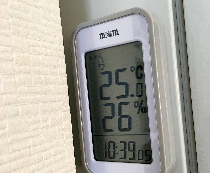 高気密、高断熱の家ほど乾燥するらしい