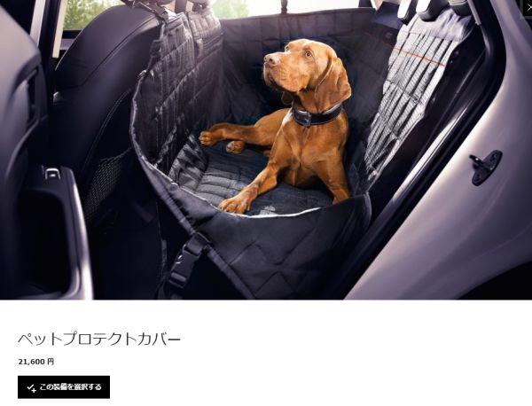 外車に犬を乗せる方法(ウンコされた話)