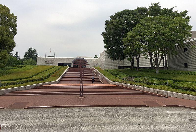 国立歴史民俗博物館(こんなすごい国立博物館がなぜ佐倉にあるのか不明)