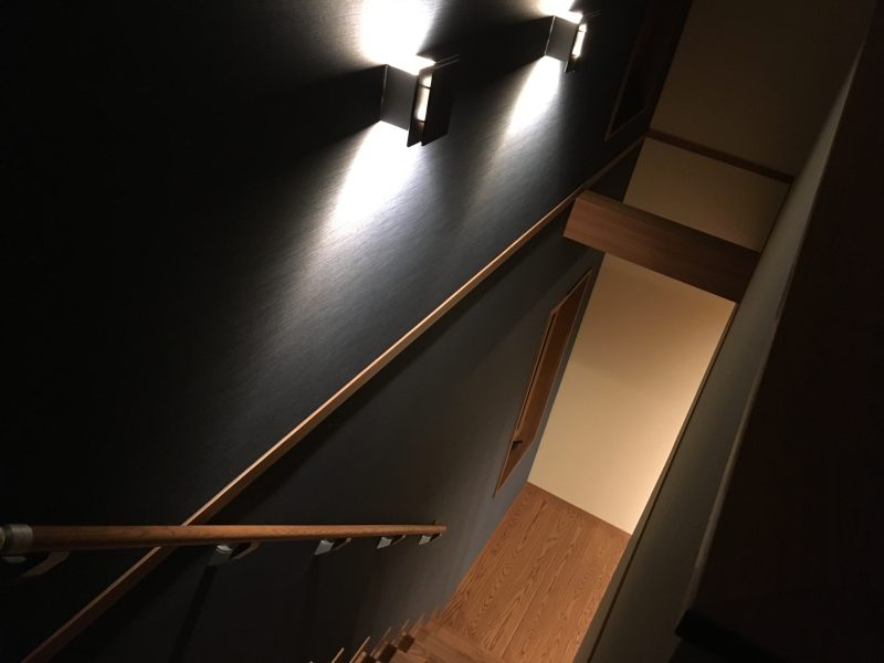 WEB内覧会(住友林業の家 階段・寝室 編)