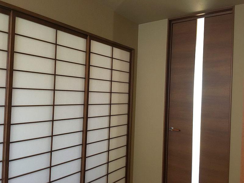 我が家で採用した建具のご紹介(色と種類)