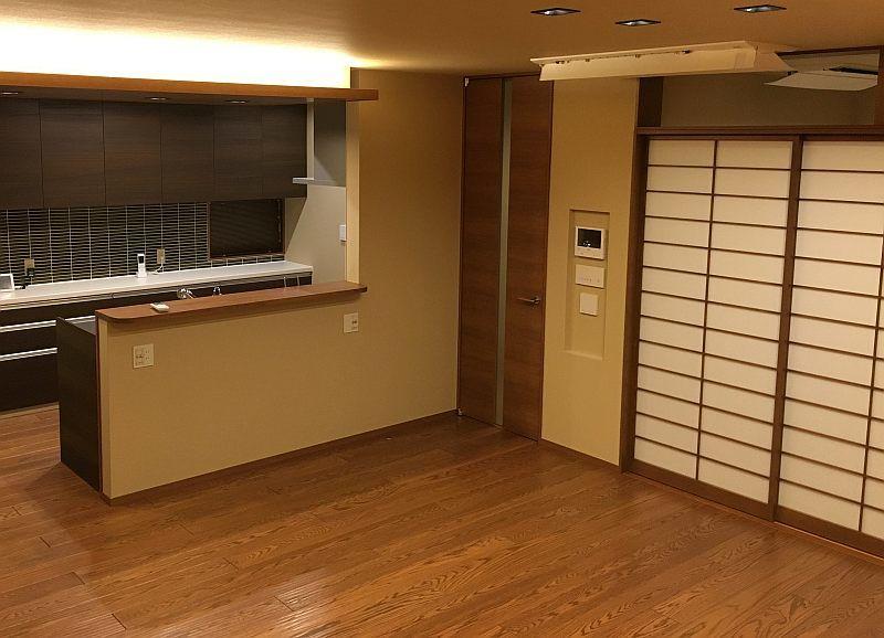 【新居に1年住んだ感想】ニッチ棚をもっとたくさん付ければ良かった!