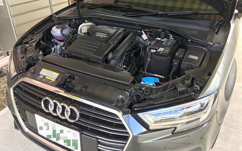 【アウディA3】車の消費電力で使える家電のリスト